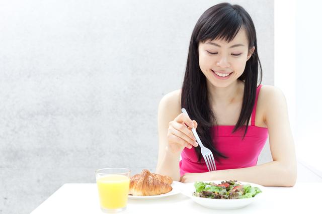 ニキビ対処方食生活の改善