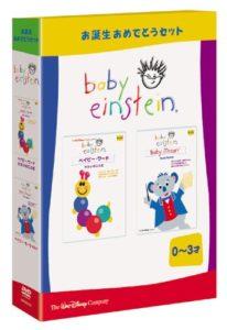 ベイビーアインシュタイン胎教情操教育